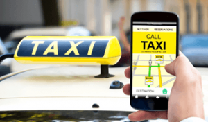 cab gps tracking system