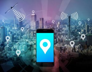 gps tracking in mobile