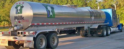 gps milk trucks tracking solutions